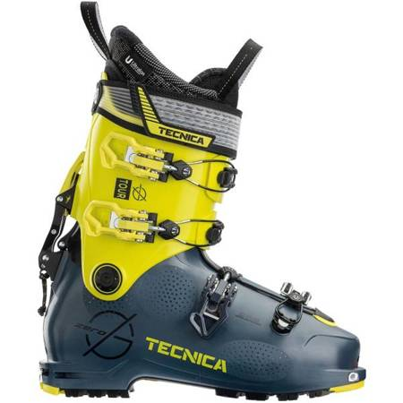 BUTY TECNICA ZERO G TOUR DARK AVIO/YELLOW