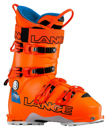 BUTY XT 110 FREETOUR FLASHY ORANGE