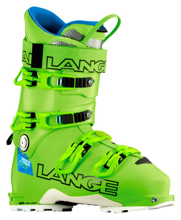 BUTY XT 130 L.V. FREETOUR ACID GREEN