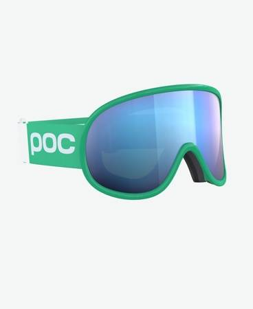 Gogle POC RETINA BIG CLARITY COMP Emerald Green/Spektris Blue