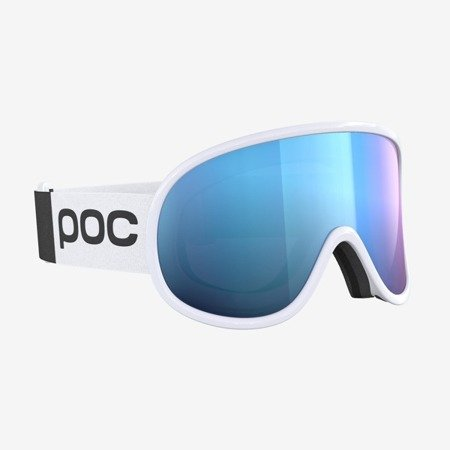 Gogle POC RETINA BIG CLARITY COMP HYDROGEN WHITE/ SPEKTRIS BLUE