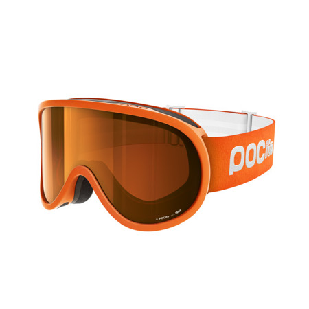 Gogle POCito Retina Fluorescent Orange