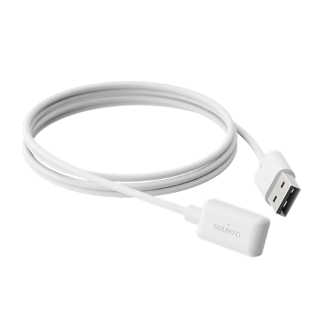 Kabel USB Suunto White Magnetic