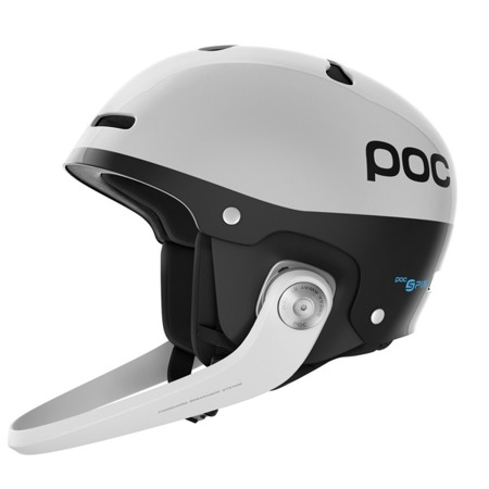 Kask POC ARTIC SL SPIN Hydrogen White