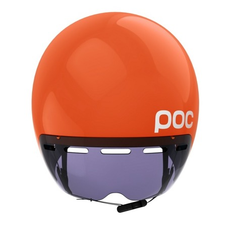 Kask POC Cerebel Zink Orange