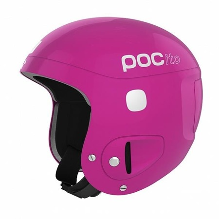 Kask POC POCito SKULL Fluorescent pink
