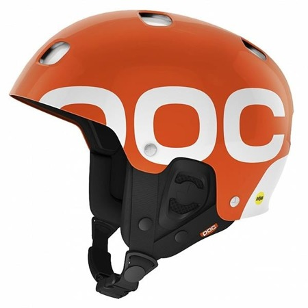 Kask POC RECEPTOR BACKCOUNTRY MIPS Iron Orange