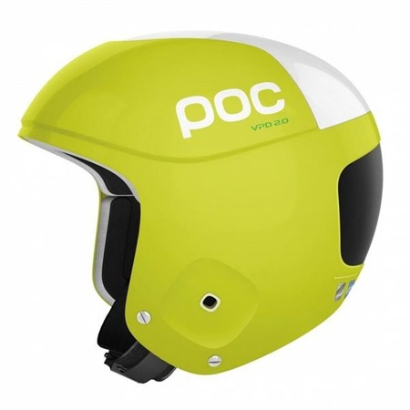 Kask POC SKULL ORBIC COMP Hexane Yellow