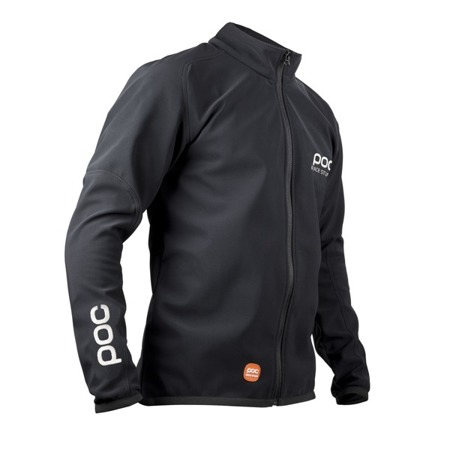 Kurtka POC RACE JACKET Uranium Black