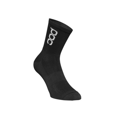 Skarpetki POC ESSENTIAL ROAD LT SOCKS Uranium Black
